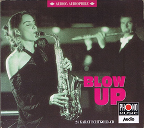 Album Audiophile Blow It Up Vol.3