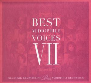 Album Best Audiophile Voices Vol 7