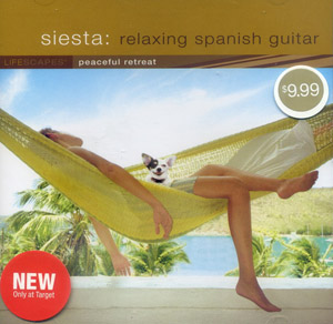Album Ed Smith – Siesta – Relaxing Spanish Guitar (2007)