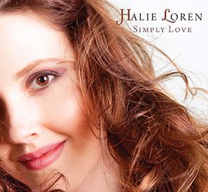 Album Halie Loren – Simply Love (2013)