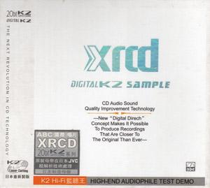 Album K2 HI FI – HIGH-END AUDIOPHILE TEST DEMO 2005