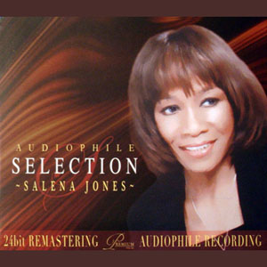 Album Salena Jones – Audiophile Selection