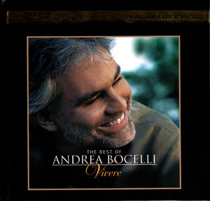 Album The Best of Andrea Bocelli – Vivere