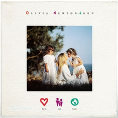 Album Warm and Tender (1989) – Olivia