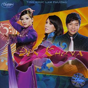 Album Đèn Khuya – Tình Khúc Lam Phương
