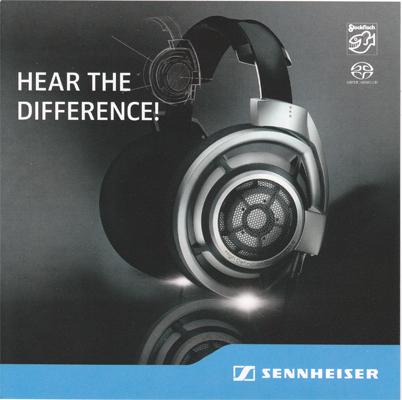 Album Sennheiser HD 800 Klang Von Meisterhand