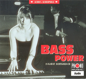 Album Audiophile Bass Power Vol.2