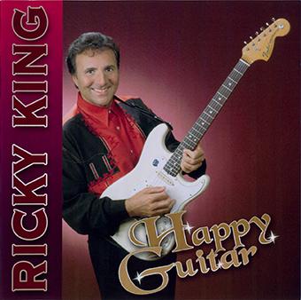 Album Ricky King – Happy Guitar (2001)