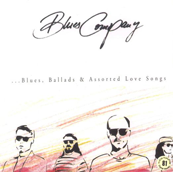 Album Blues, Ballads & Assorted Love Songs 1997