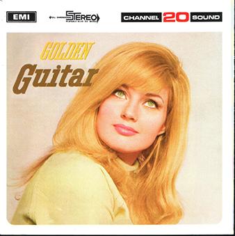 Album Claude Ciari – The Royal Guitar Ensemble – Golden Guitar (2004)