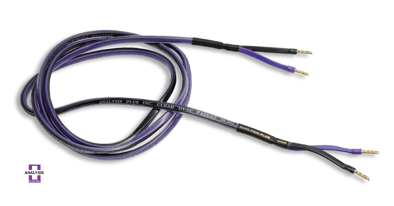dây loa Analysis Clear Oval (dài 2,4m)