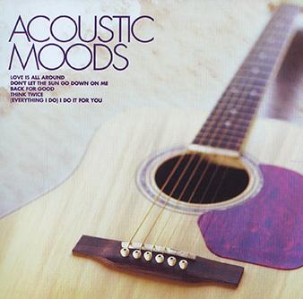 Album [Acoustic Guitar] In Tune – Acoustic Moods (2008)