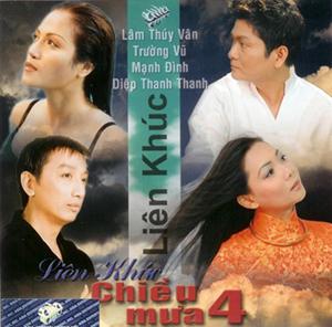 Chọn Lọc » Nhạc Việt Nam » Album Liên Khúc Chiều Mưa 4