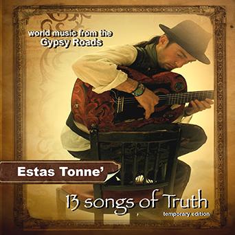 Album 13 Songs of Truth – Estas Tonne