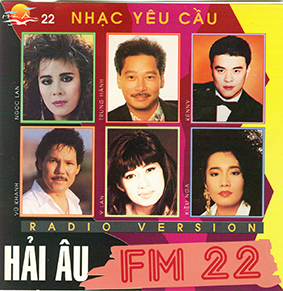 Album Nhạc Yêu Cầu – Hải Âu FM 22