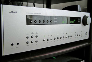 Arcam AVR500 Receiver: Faithful Musical Joy