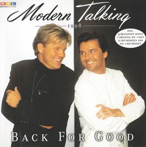 Album Modern Talking – Back For Good (1998)