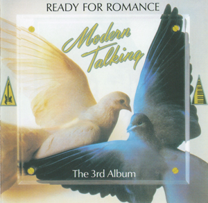 Album Modern Talking – Ready For Romance (1986)