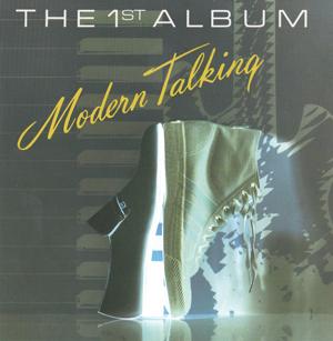 Album Modern Talking – The First Album (1985)