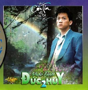 Album Nhạc Tình Đức Huy 2 – Và Con Tim Đã Vui Trở Lại