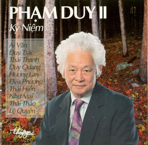 Album Phạm Duy 2 – Kỷ Niệm