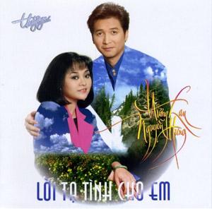 Album Lời Tạ Tình Cho Em – Nguyễn Hưng & Hương Lan