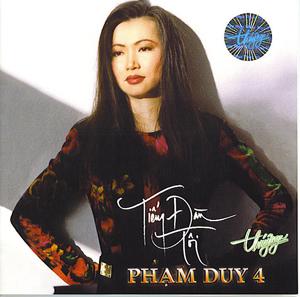 Album Phạm Duy 4 – Tiếng Đàn Tôi