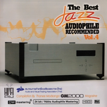 Album The Best Jazz Audiophile Recommended Vol.4