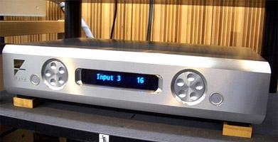 Ayre Acoustic KX-R: Thiết kế pre-amplifier đầu bảng của Ayre Acoustic