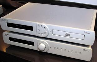 Đầu đọc CD AudioBlock C-100