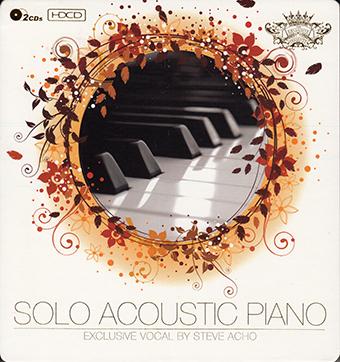 Album Steve Acho – Solo Acoustic Piano (2013) Vol.1
