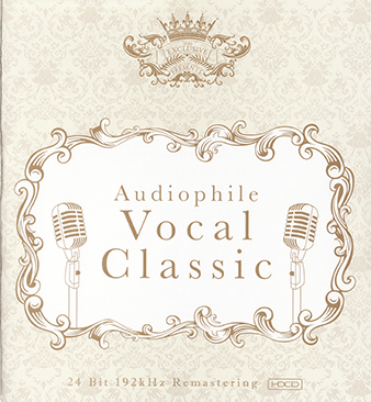 Album Audiophile Vocal Classic (2010) – Platinum Records