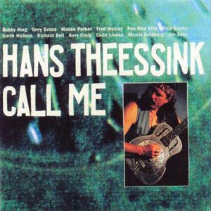 Album Hans Theessink – Call Me