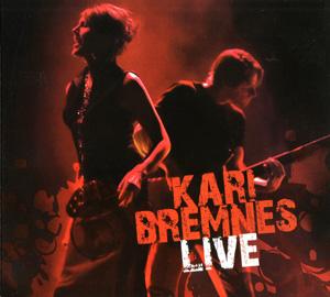 Album Kari Bremnes – Live (2007)