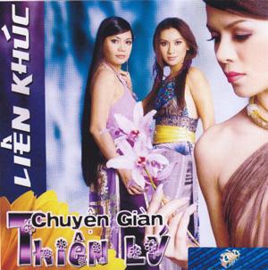 Album Liên Khúc Chuyện Giàn Thiên Lý