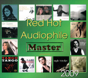 Album Red Hot Audiophile (2009)