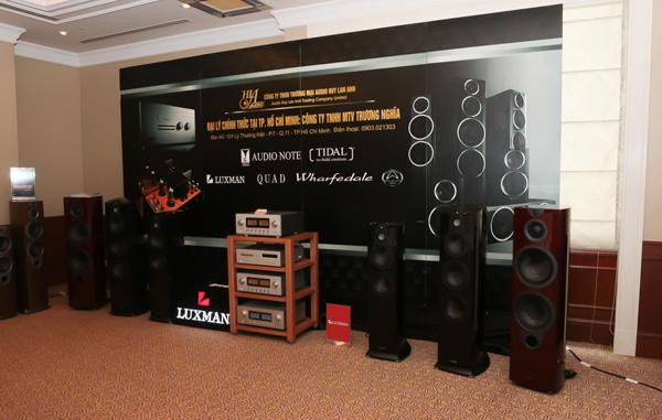 Phòng trưng bày - Trương Nghĩa Audio