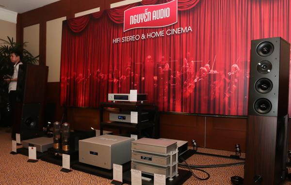 Phòng trưng bày Nguyễn Audio