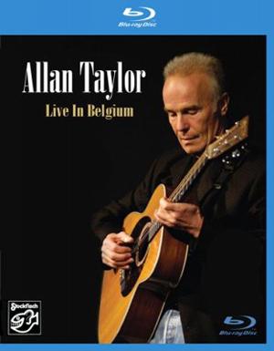 Album Allan Taylor – Live In Belgium