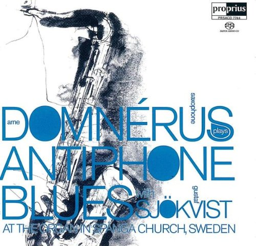 Album Arne Domnérus – Antiphone Blues