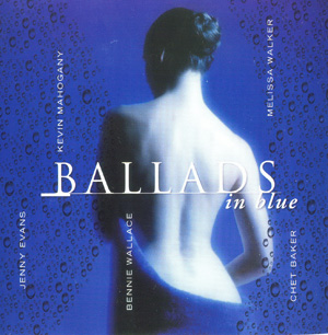Album Ballads In Blue