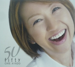 Album Chie Ayado – 50 Fifty