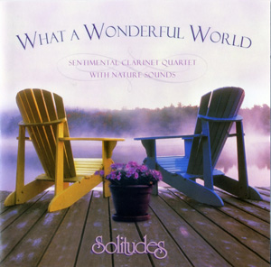 Album Dan Gibson's & Bob De Angelis – What A Wonderful World
