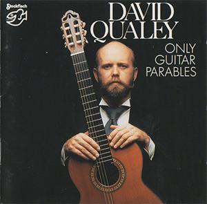 Album David Qualey – Only Guitar Parables