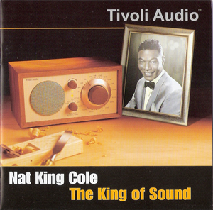 Album Nat King Cole – The King of Sound