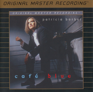Album Patricia Barber – Cafe Blue