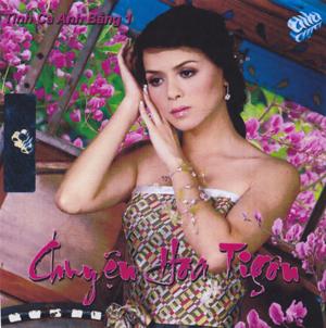 Album Tình Khúc Anh Bằng 1 – Chuyện Hoa Tigon