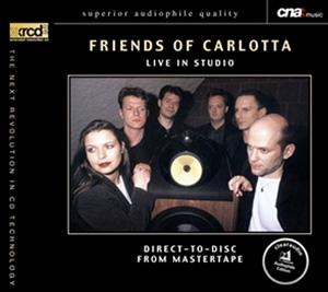 Album Friends Of Carlotta – Live In Studio