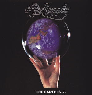 Album Air Supply – The Earth Is
