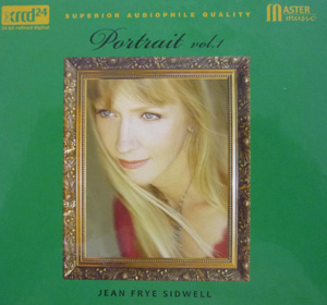 Album Jean Frye Sidwell – Portrait Vol. 1